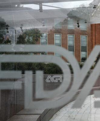 FDA through the window